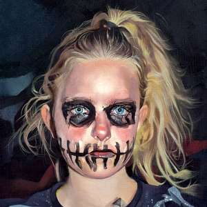 MacDiarmid-Catherine-Behind -the-Frankenstein -Bride-Paint
