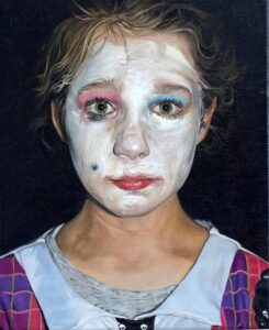 CatherineMacDiarmid.Behind the Doll Paint