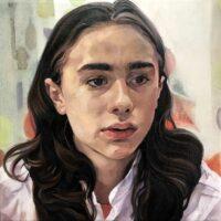 Portrait by Catherine MacDiarmid