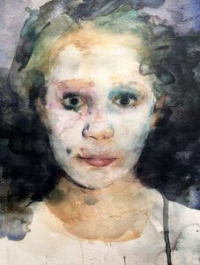 Catherine MacDiarmid - Behind the Doll Paint